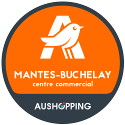Centre Commercial Aushopping MANTES - BUCHELAY